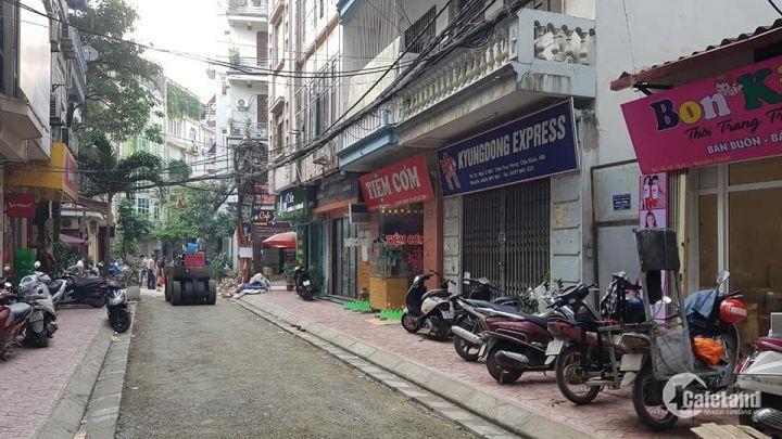 Phân Lô Ô Tô Nguyễn Chánh, ngay Sau Big C -  Kinh Doanh, Văn Phòng  Siêu Tốt