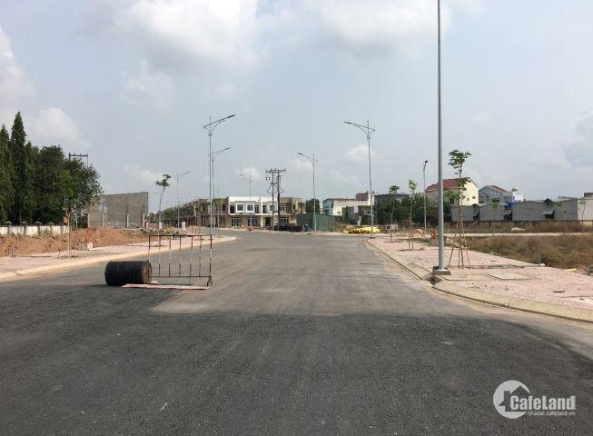 Bán nhà mặt đường DT743C phường Tân Đông Hiệp, Dĩ An