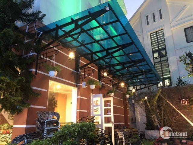Cần Bán Biệt Thự Đơn Lập, 307m,  Hiện Đang Kinh Doanh Cafe: 0354806613.