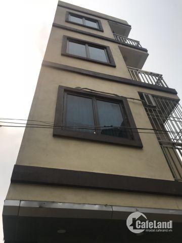 Bán nhà Ngô Thì Nhậm, Hà Đông 45m*4 Tầng, giá 4.2 tỷ.