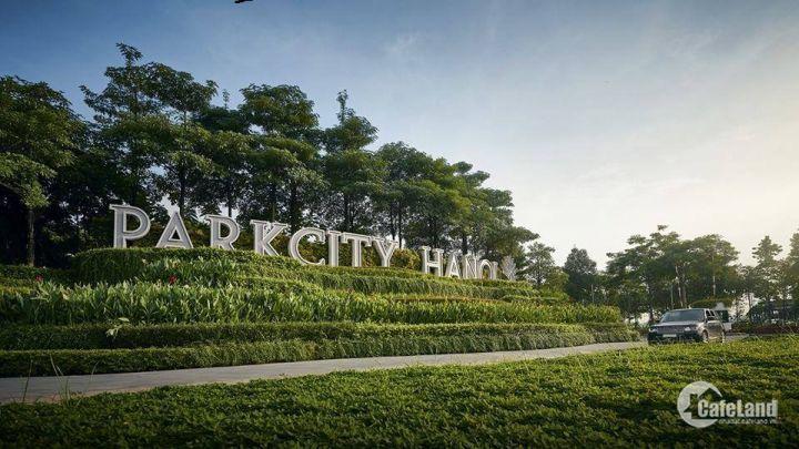 Bán biệt thự Park city Hà Đông Chính chủ, diện tích 240m2, 3 tầng