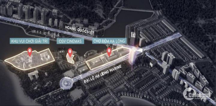 sơ hữu căn hộ ks trung tâm Bãi Cháy chỉ 540tr lợi nhuận 10%/năm