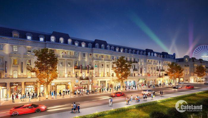 CĐT Sungroup mở bán quỹ căn đẹp nhất Shophouse Europe tại mặt biển Hạ Long chỉ từ 3,4 tỷ