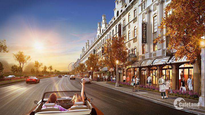Shophouse Châu Âu-kiệt tác kiến trúc mặt đường HạLong,sinh lời ổn định,mặt đường,view biển,chi 10 tỷ