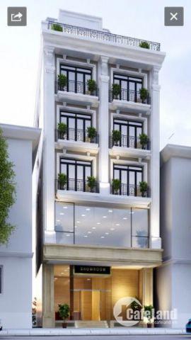 Bán nhà 6 tầng - 3PN tại Hạ Long, tầng 1 + 2 cho thuê, 6m mặt tiền