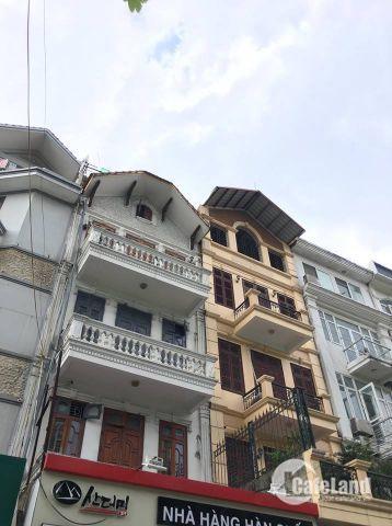 Bán khách sạn mặt phố cổ Hoàn Kiếm khu vực gần bờ hồ sổ đỏ 84m2 xây 9 tầng Nhà vị trí đẹp