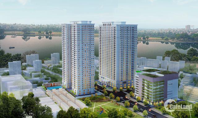 Ra 50 suất căn đẹp nhất Eco Lake View-Hoàng Mai-Lãi suất 0%, Có sổ hồng