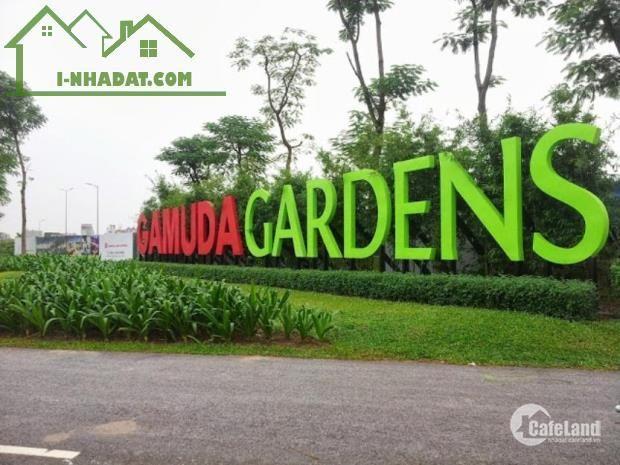 CC Bán căn hộ CCCC Gamuda city Hoàng mai , giá 1.79 tỷ