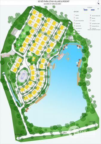 Kai Village and Resort Hòa Bình - Cơn lốc đầu tư nghỉ dưỡng ven đô siêu lợi nhuận - LH: 0916681221