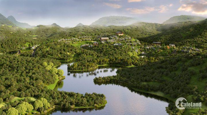 Sở hữu ngay 1 căn biệt thự 2 tầng FULL NỘI THẤT CC Sakana Resort- HB