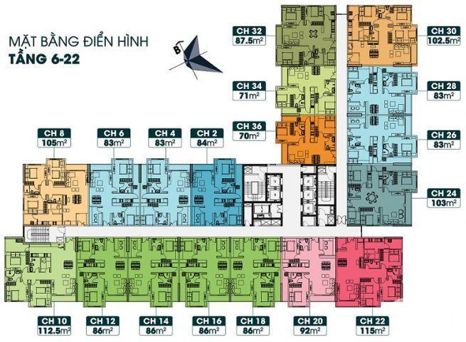 TSG LOTUS SÀI ĐỒNG chỉ từ 2,1 tỷ sở hữu căn hộ 91.4m2 có nội thất, tiện ích cao cấp