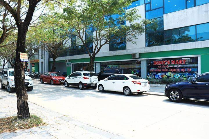Bán khách sạn 7 tầng MT đường An Thượng 1, Mỹ An, Ngũ Hành Sơn, Đà Nẵng