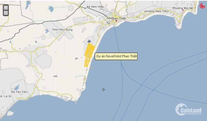 Mở Bán Đợt 1 Novaworld Phan Thiết - Giá gốc từ Novaland – Thanh toán từ 500 triệu biệt thự biển – Phòng KD 0919191078