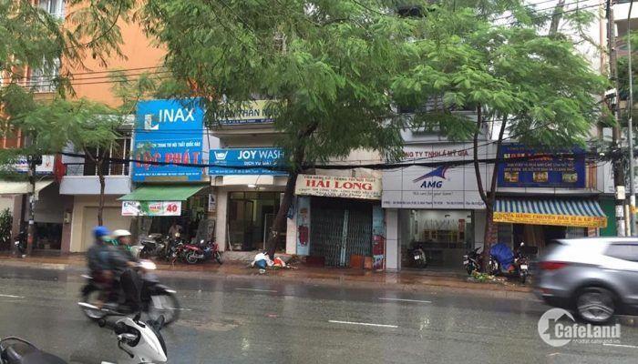 Bán gấp nhà 2 mặt tiền Nguyễn Thái Bình, Phó Đức Chính, Phường NTB Quận 1. DT: 11,5x16m giá 48 tỷ