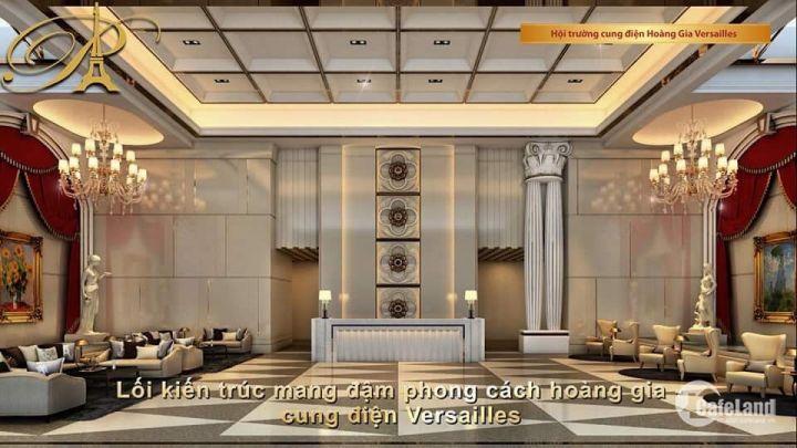 Chính thức nhận giữ chỗ 200 block B - CH cao cấp Hoàng Kim Paris - Trần Não Q2 - LH 0857.031.032