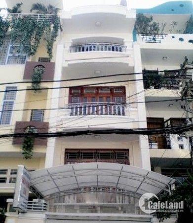 Bán nhà hẻm 6m Trương Định gần CV Tao Đàn, P.6, Q.3, 6x15m, trệt 4 lầu, giá 20 tỷ