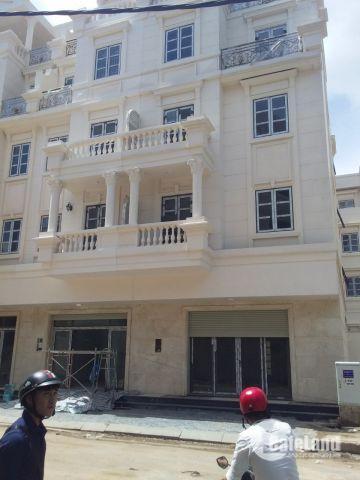 Bán căn nhà sau mặt tiền đường 30m, Cityland Park Hills phường 10, quận Gò Vấp. 1 hầm + 4 lầu