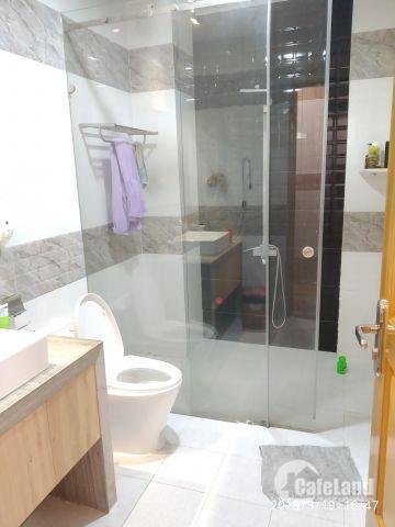 Bán nhà siêu đẹp giá rẽ trong KDC Cityland Trần Thị Nghỉ phường 7 Gò Vấp, 1 hầm 4 tầng