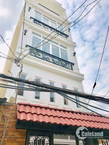 Nhà Mới 5 Tầng, HXH Thích Quảng Đức, 4PN, 4.7 Tỷ TL