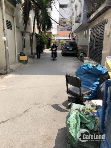 Bán nhà hẻm 8m đường Cộng Hòa, Phường 13, quận Tân Bình