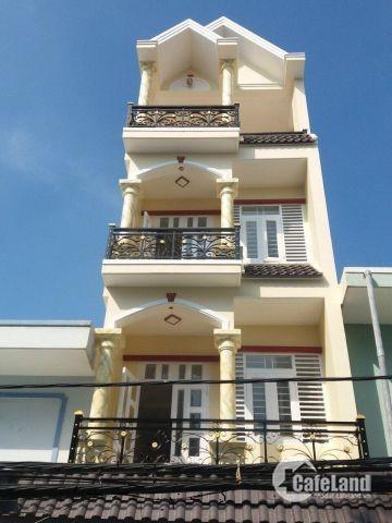 Bán nhà đẹp mặt tiền HXH đường Cộng Hòa- Tân Bình 30m2