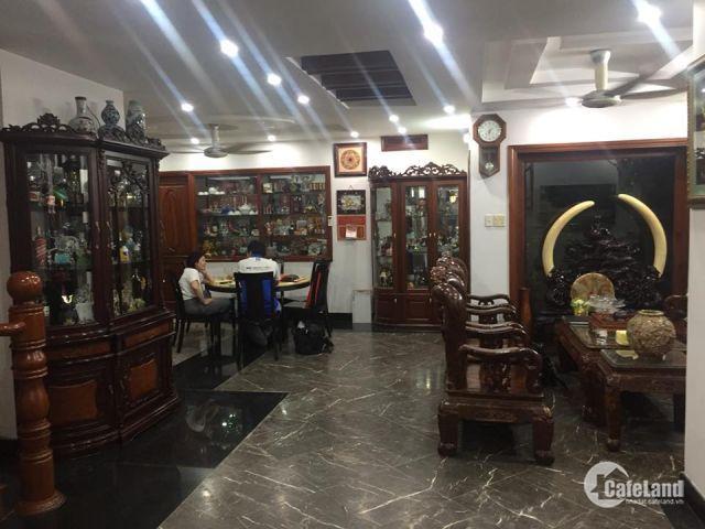Biệt thự Tân Sơn Nhất- dt. 155m2, 2 Lầu, 4pn. Tân Bình.