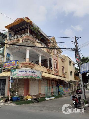 Bán nhà Góc 2MTKD sầm uất Văn Cao P,Phú Thạnh Q,Tân Phú Dt 4x17m 1 trệt 2 lầu