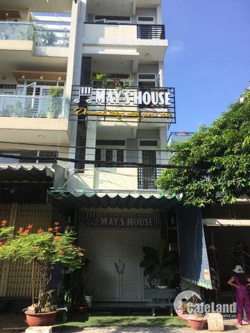 Bán nhà 9.5 tỷ DT 3.85x18.5m MT Trần Thủ Độ, p.Phú Thạnh, q.Tân Phú