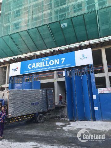 Căn hộ Carillon 7 ngay Đần Sen mở bán đợt cuối. LH 0902 422 478