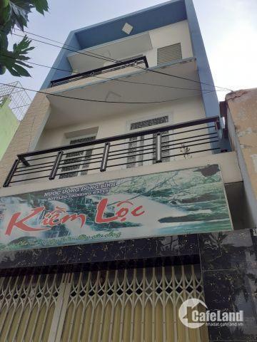 Bán nhà hẻm Tân Hương P,Tân Qúy Q,Tân Phú  4,5 x 17 1 trệt 2 lầu st