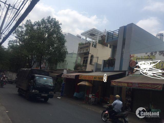 Bán nhà MTKD Thạch Lam, Phú Thạnh,Tân phú DT 4,8x16m nhà cấp 4  GIÁ 6.5 TỶ TL