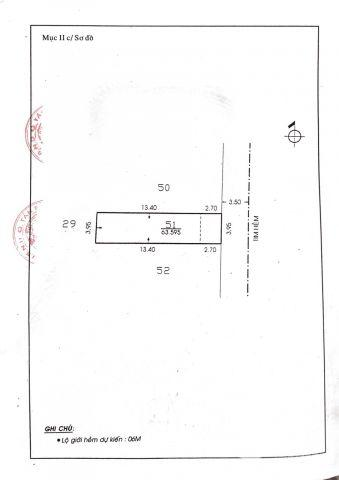 Bán nhà hẻm Gò Dầu dt 4x16 giá 5,5 tl  1 lâu st