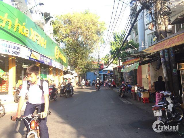 Bán nhà MTKD đường Trần Văn Ơn Q.Tân Phú, DT: 4.2x14.3m 2 lầu, Giá: 8.65 tỷ