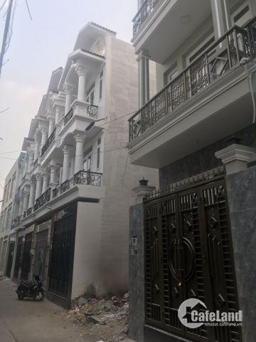 Nhà phố mới xây xong, dọn vào ở ngay, giá 5ty 0932164045