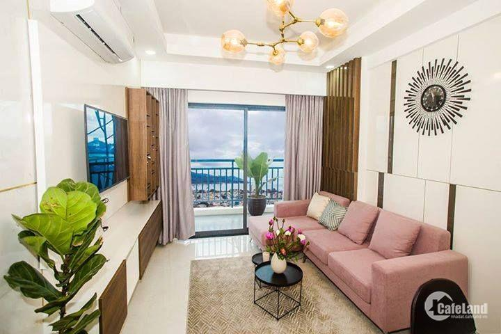 Căn hộ 1pn ngay trung tâm Đà Nẵng, view biển Sơn Trà. 0932 437 097