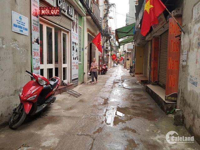 Chính chủ bán nhà Kim Giang, ngõ thẳng, thông, kinh doanh tốt, 52m2, mặt tiền 4m, giá 2,8 tỷ