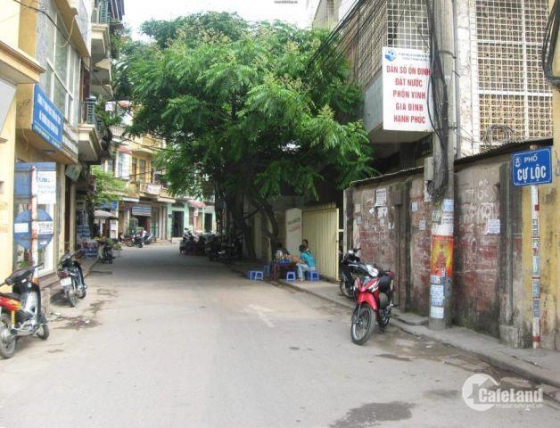 Bán nhà 4.4 tỷ MT 10m 58m2, ngõ ô tô, ngõ Cự Lộc, Thanh Xuân.