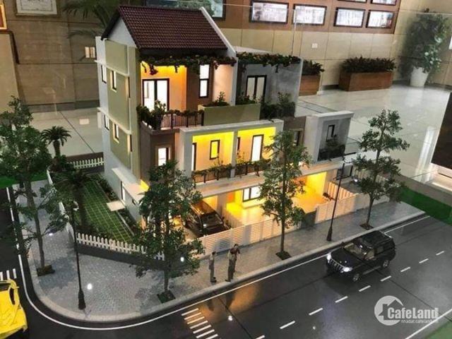 CETA CITY BỨC TRANH HOÀN HẢO VỀ ĐÔ THỊ KIỂU MẪU SINGAPORE TẠI KHU ĐÔ THỊ BẮC SÔNG CẤM