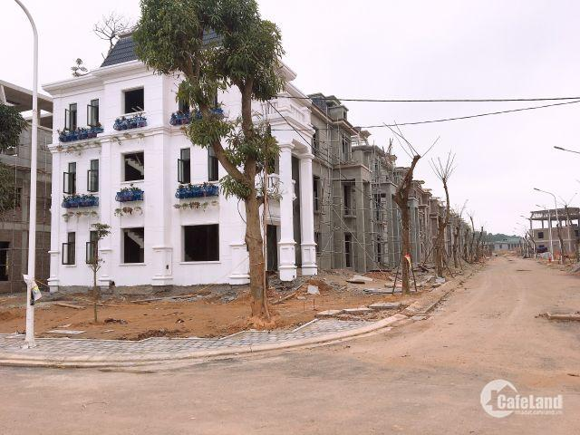 VCI mountain view - 52m mặt đường trung tâm TP.Vĩnh Yên