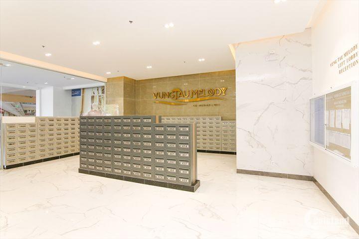 Căn hộ Vũng Tàu Melody, giá 2.3 tỷ, 73m2, full nội thất đẹp, view biển Thùy Vân, PKD Hưng Thịnh Land 0909306786