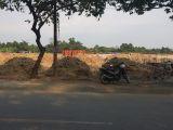 Đất  mặt tiền đường Nguyễn Thị Tồn.thổ cư 100%