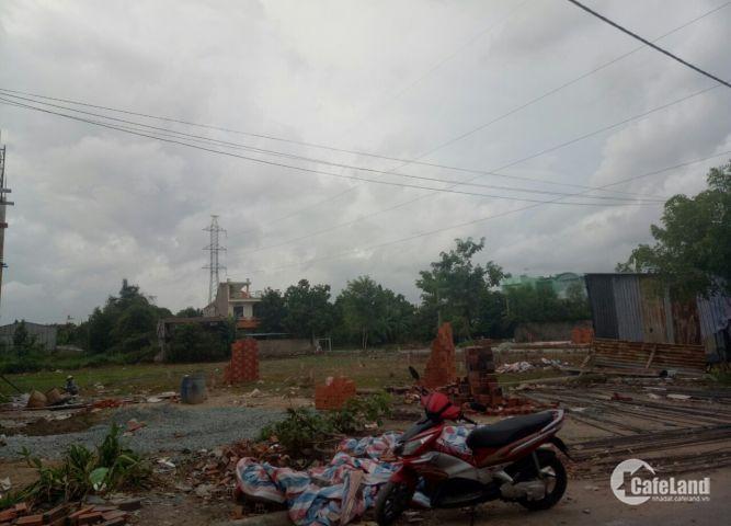 Cần vốn kinh doanh, bán miếng đất 5x30 sát KCN Tân Phú Trung, đối diện BV Xuyên Á vào
