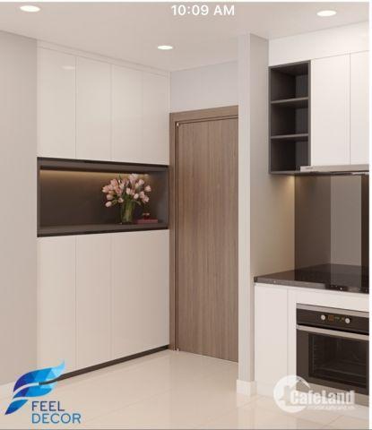 Bán căn hộ Sunride Riverside 2pn hoàn thiện cơ bản giá 2.4 tỷ 0772990168