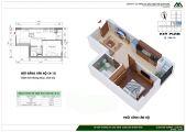 Cần bán căn hộ 1 phòng ngủ Dự án Xuân Mai Tower Thanh Hóa.