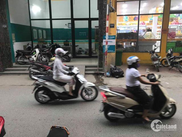 Cho thuê nhà mặt phố Hàng Than, Ba Đình.