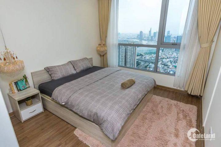Căn hộ cao cấp 1pn cho thuê tại Vinhomes giá tốt- chỉ 17tr/tháng dt 54m2