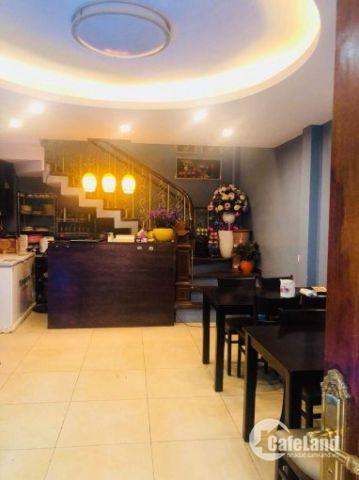 Cho thuê nhà phố Trần Đăng Ninh, mặt tiền 4.5m