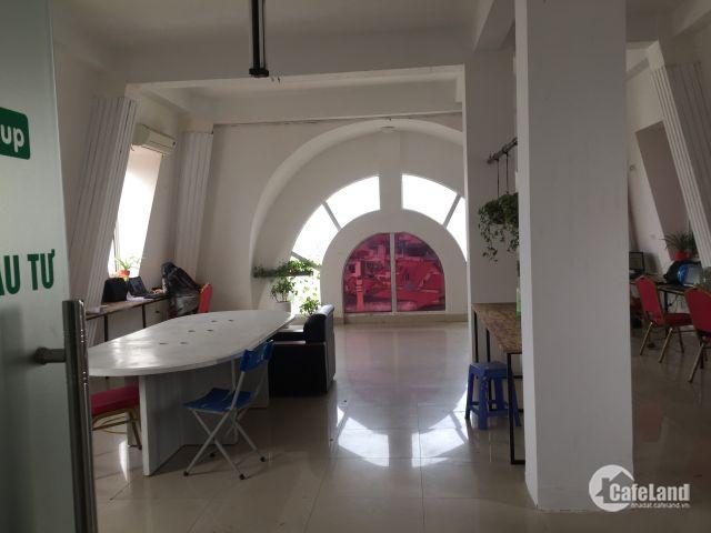 văn phòng giá rẻ cần cho thuê gấp tại mặt phố Đặng Thùy Trâm quan hoa cầu giấy 55m2