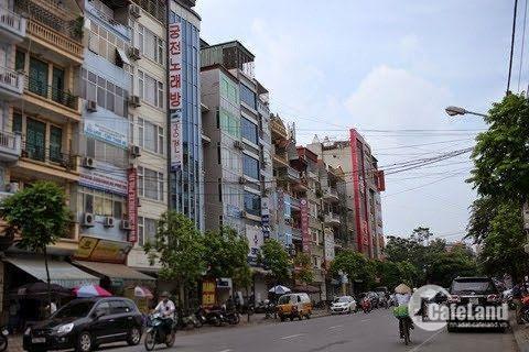 Cho thuê cửa hàng mặt phố Trần Quốc Hoàn, Cầu Giấy làm photocopy