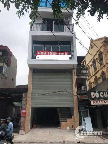 Cho thuê nhà Phố Trương Định làm nhà hàng, siêu thị, ngân hàng, trung tâm đào tạo, spa
